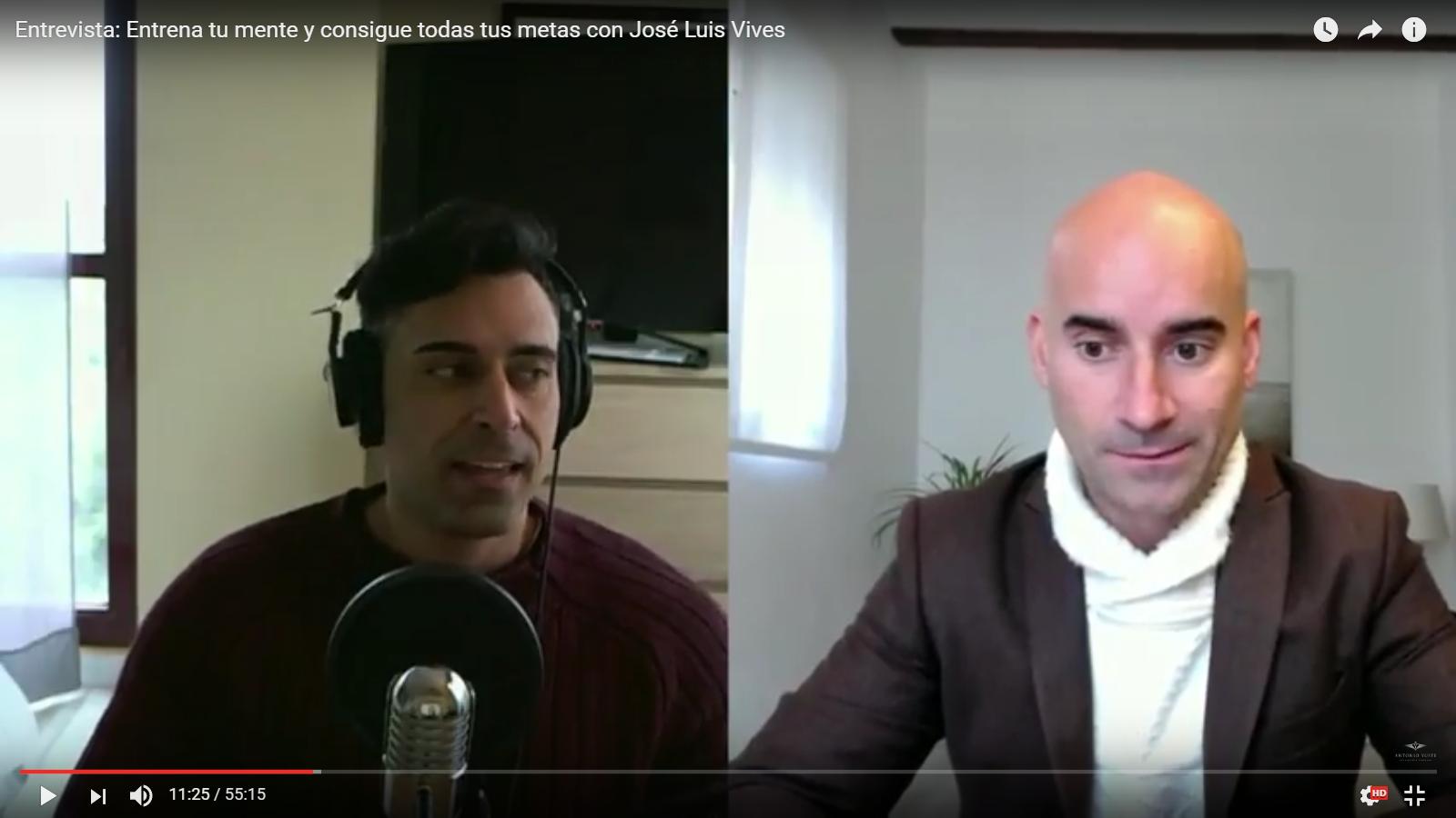 Entrevista a Jose Luis Vives